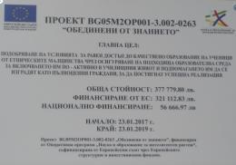 """""""Обединени от знанието BG05M2OP001-3.002-0263"""" - Изображение 7"""